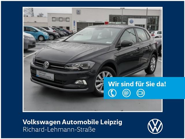 Volkswagen Polo Highline 1.6 TDI *PDC*Front Assist*SHZ*, Jahr 2018, Diesel