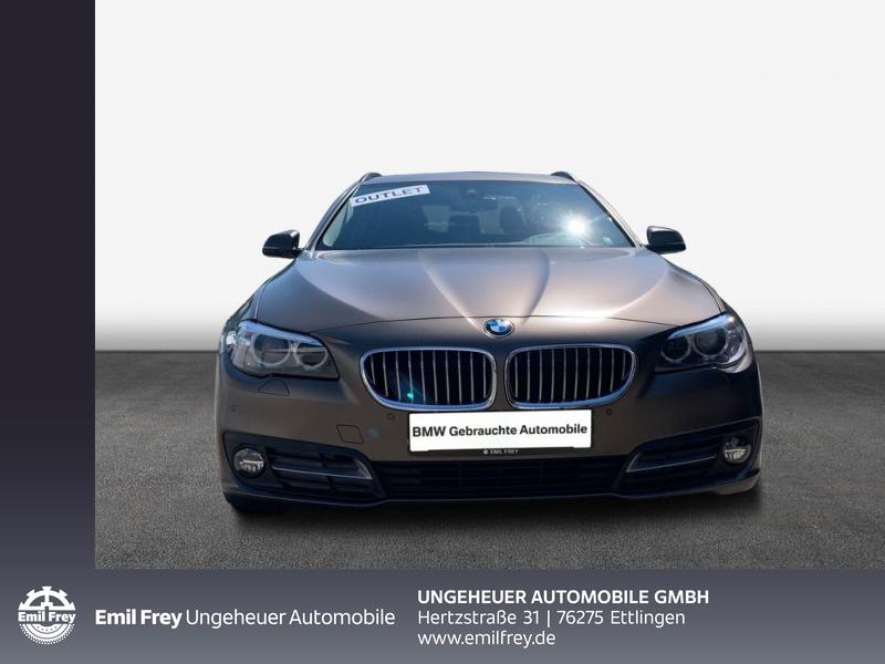 BMW 525d Touring B&amp,O HiFi Xenon Standhzg. Pano.Dach, Jahr 2016, Diesel