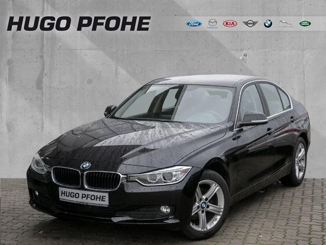 BMW 316 i Limousine Navigation / Xenon / Sitzheizung, Jahr 2014, petrol