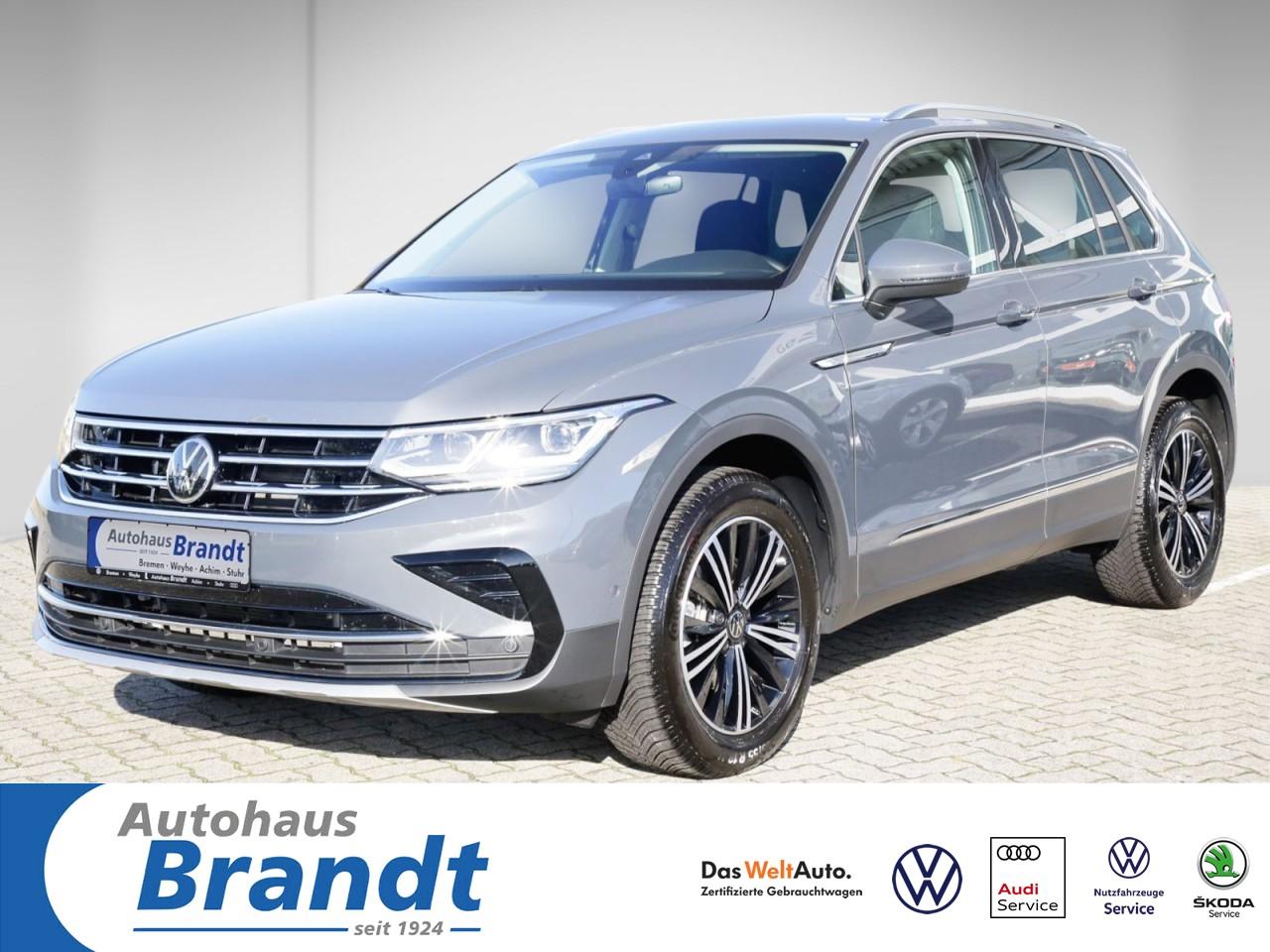 Volkswagen Tiguan 2.0 TDI Elegance DSG*MATRIX*4M*ACC*KAMERA*DC, Jahr 2021, Diesel
