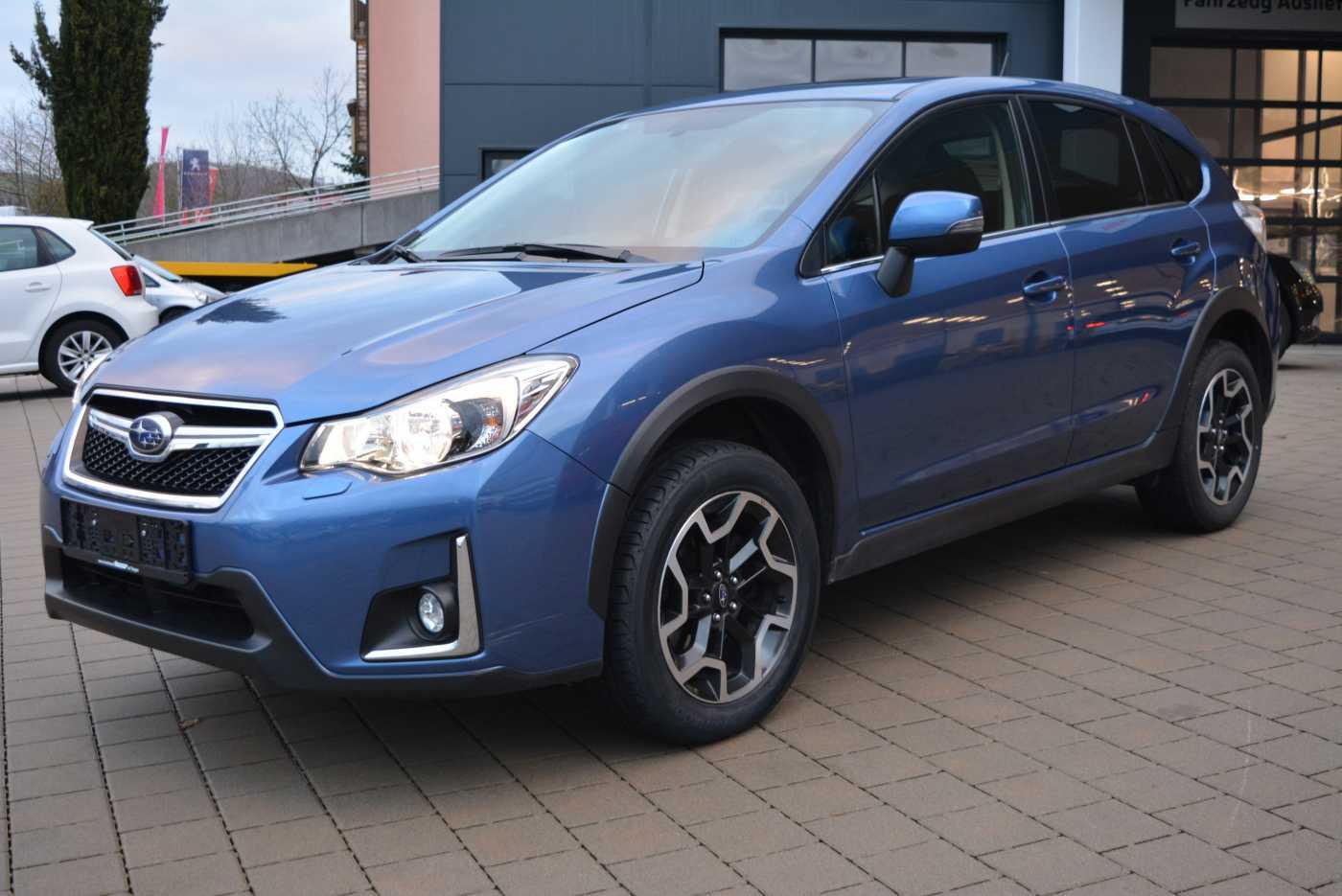 Subaru XV 2.0D 4WD Exclusive Navi,Xenon,eSD,BT,Kamera, Jahr 2016, diesel