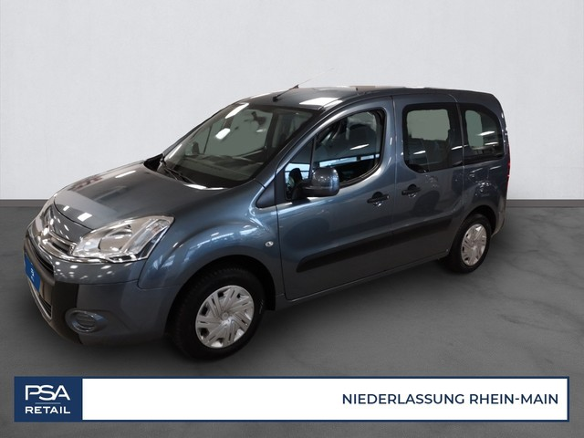 Citroën Berlingo Multispace VTi 120 Tendance *Klima*Bluetooth*, Jahr 2013, Benzin