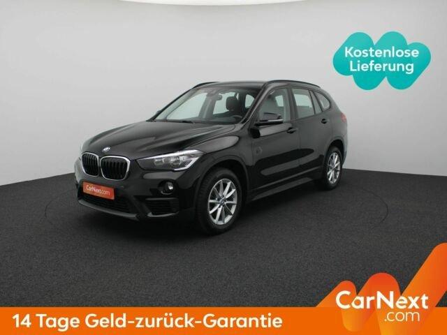 BMW X1 sDrive18i Aut. Advantage NAVI SHZ KLIMA, Jahr 2019, Benzin