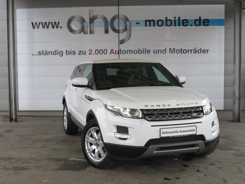 Land Rover Range Rover Evoque SD4 Style Xenon Bluetooth Meridian PDC Klima, Jahr 2012, diesel