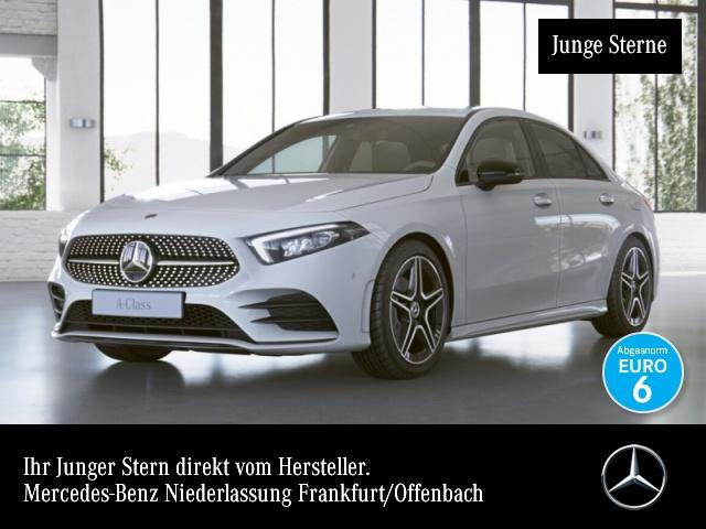 Mercedes-Benz A 200 AMG Navi Premium LED Night Kamera PTS Sitzh, Jahr 2019, Benzin