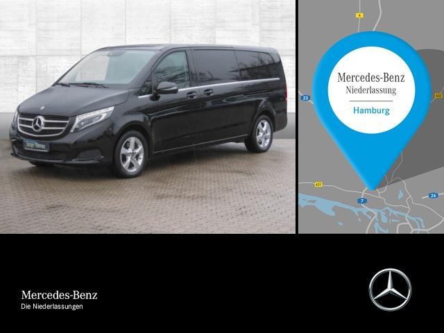 Mercedes-Benz V 250 CDI extralang Avantgarde Stdhzg ILS LED Navi, Jahr 2019, Diesel