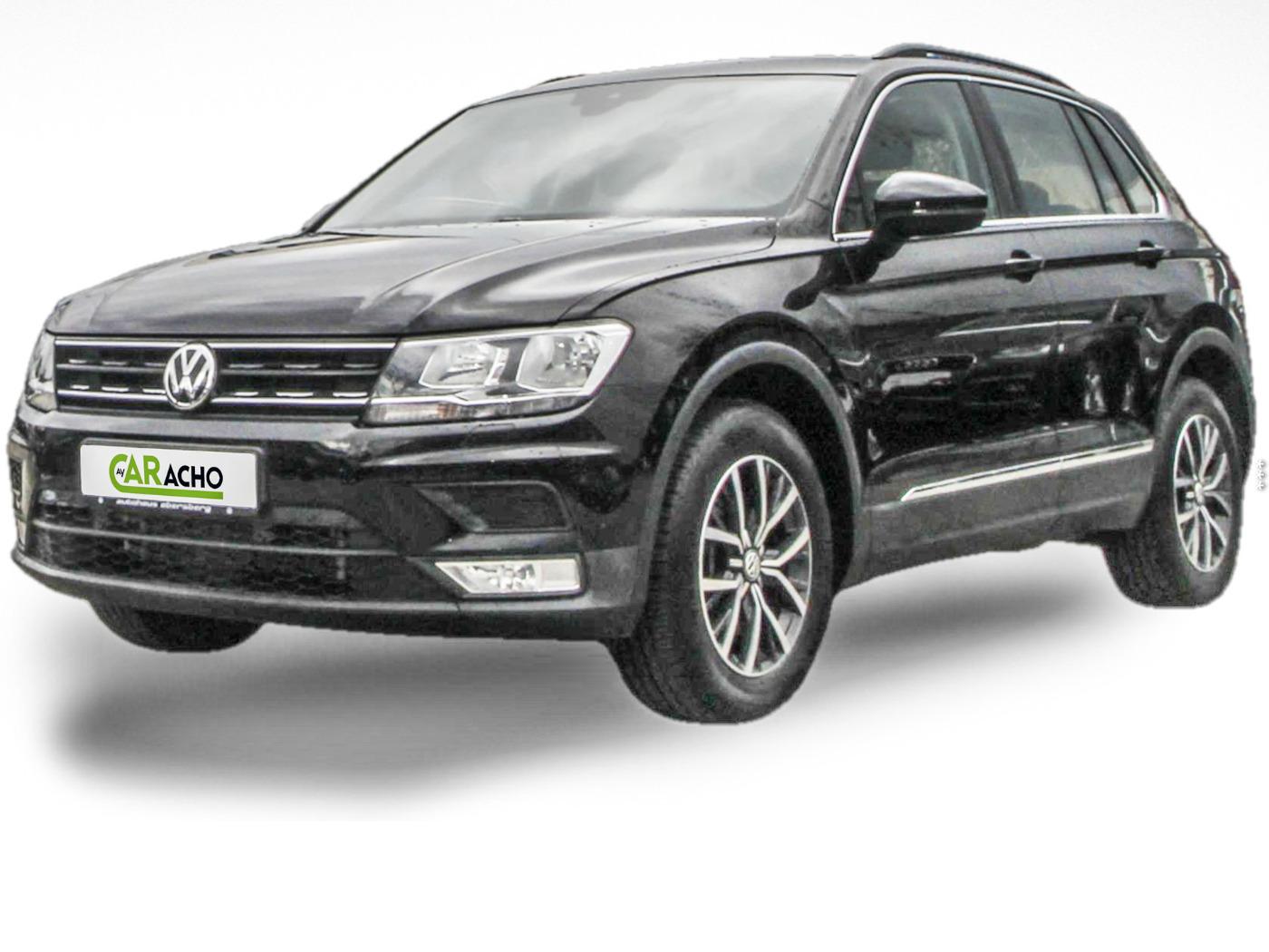 Volkswagen Tiguan Comfortline 2.0 TSI Navi Lane & Light Ass, Jahr 2017, Benzin