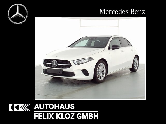 Mercedes-Benz A 200 Progressive/NaviPrem/Totw./Kamera/Night, Jahr 2020, Benzin
