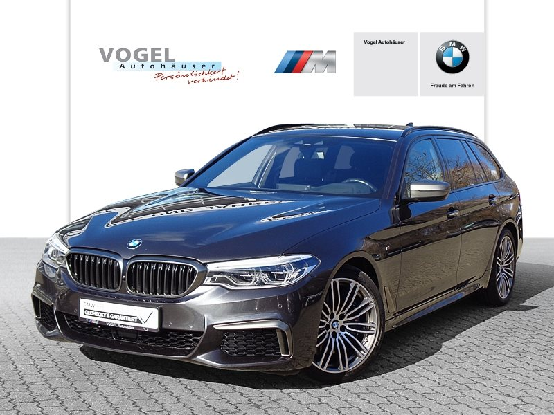 BMW M550d xDrive Touring Euro 6 Navi Prof Head-Up Display Driving & Parking Assistant Plus Klima Sitzheizung LED Gestiksteuerung, Jahr 2017, Diesel