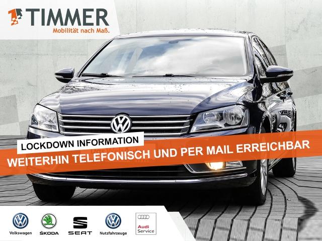 Volkswagen Passat 1.6 TDI Limousine *AHK*KLIMA*SITZHEIZUNG*, Jahr 2013, Diesel