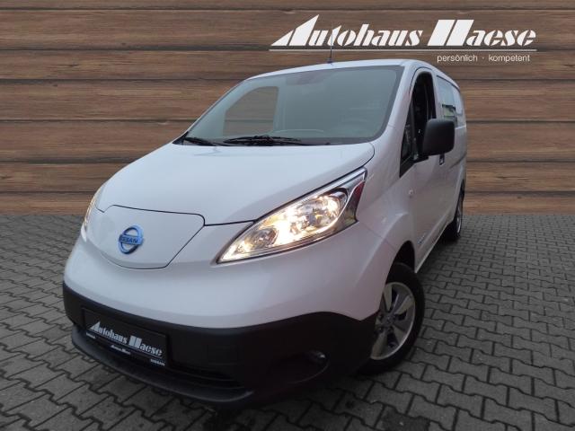 Nissan NV200 E-NV200 e-Kasten Premium 'inkl. Umweltprämie' Navi Keyless Rückfahrkam. RDC Klima SHZ, Jahr 2019, Elektro