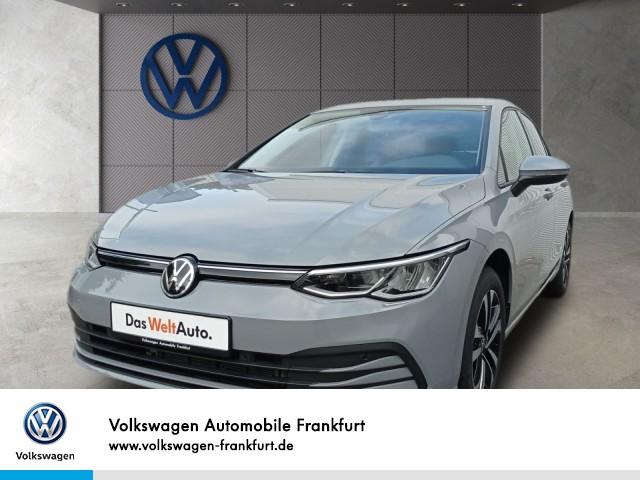 Volkswagen Golf VIII 1.0 TSI UNITED LIFE ACC AHK LaneAssist DigitalCockpit, Jahr 2020, Benzin