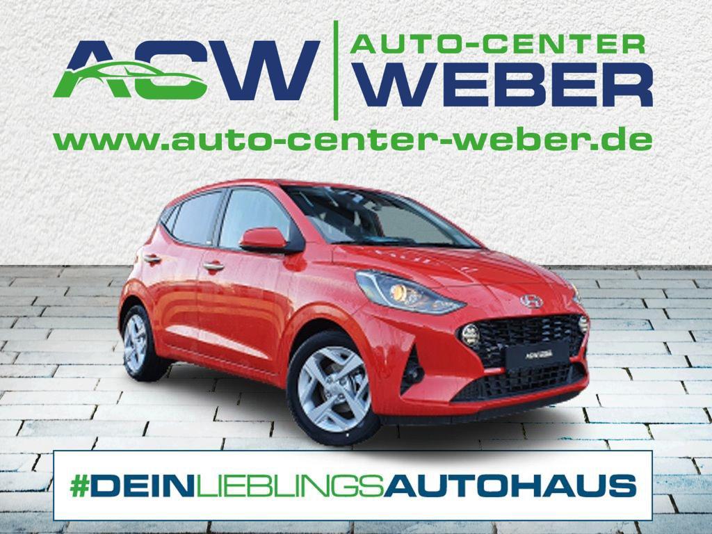 Hyundai i10 1.2 Style PDC+FSE+SHZ+LM-Felgen, Jahr 2021, Benzin