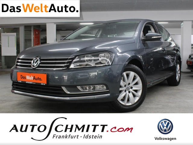 Volkswagen PASSAT 1.4 TSI Comfortline Climatronic ParkPilot, Jahr 2014, Benzin
