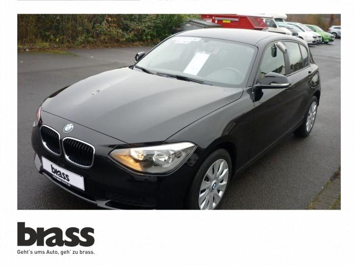 BMW 116i, Jahr 2014, Benzin