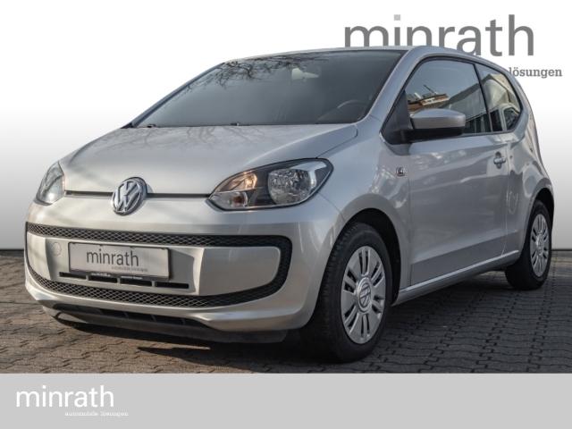 Volkswagen up! move BMT 1.0 Klima Temp PDC CD MP3 ESP Sport Seitenairb., Jahr 2016, Benzin