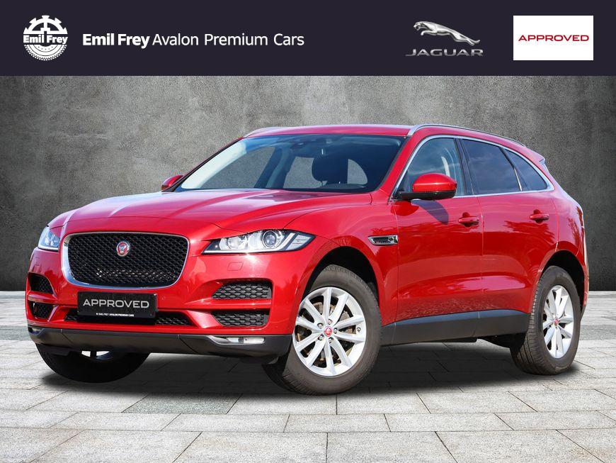Jaguar F-Pace 20d AWD Aut. Portfolio, Jahr 2017, Diesel