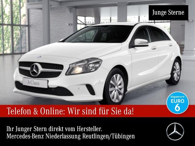 Mercedes-Benz A 160 Style AHK Navi PTS Sitzh Sitzkomfort, Jahr 2016, Benzin