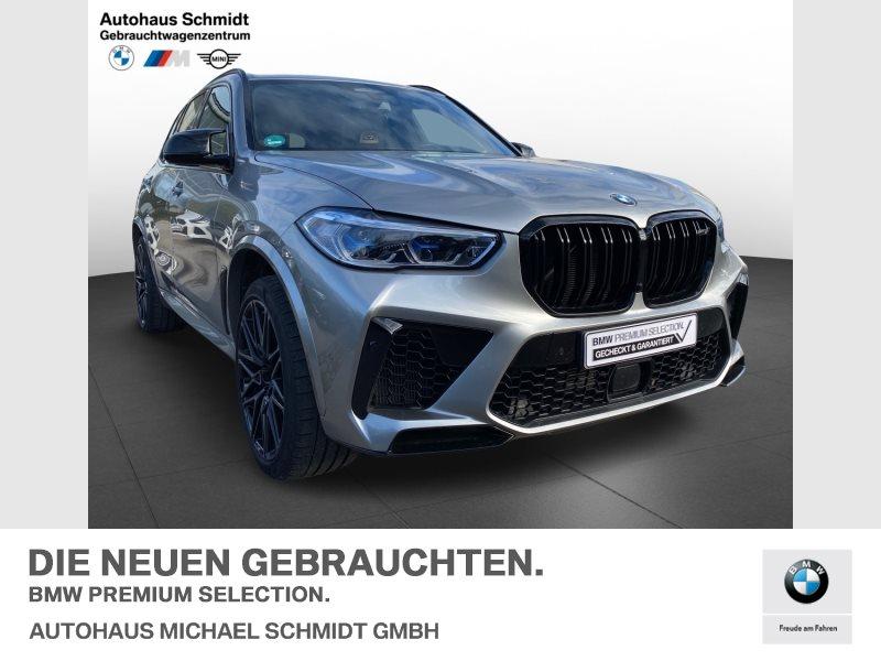 BMW X5 M COMPETITION+PANORAMA+SITZBELÜFTUNG+ DAB, Jahr 2020, Benzin
