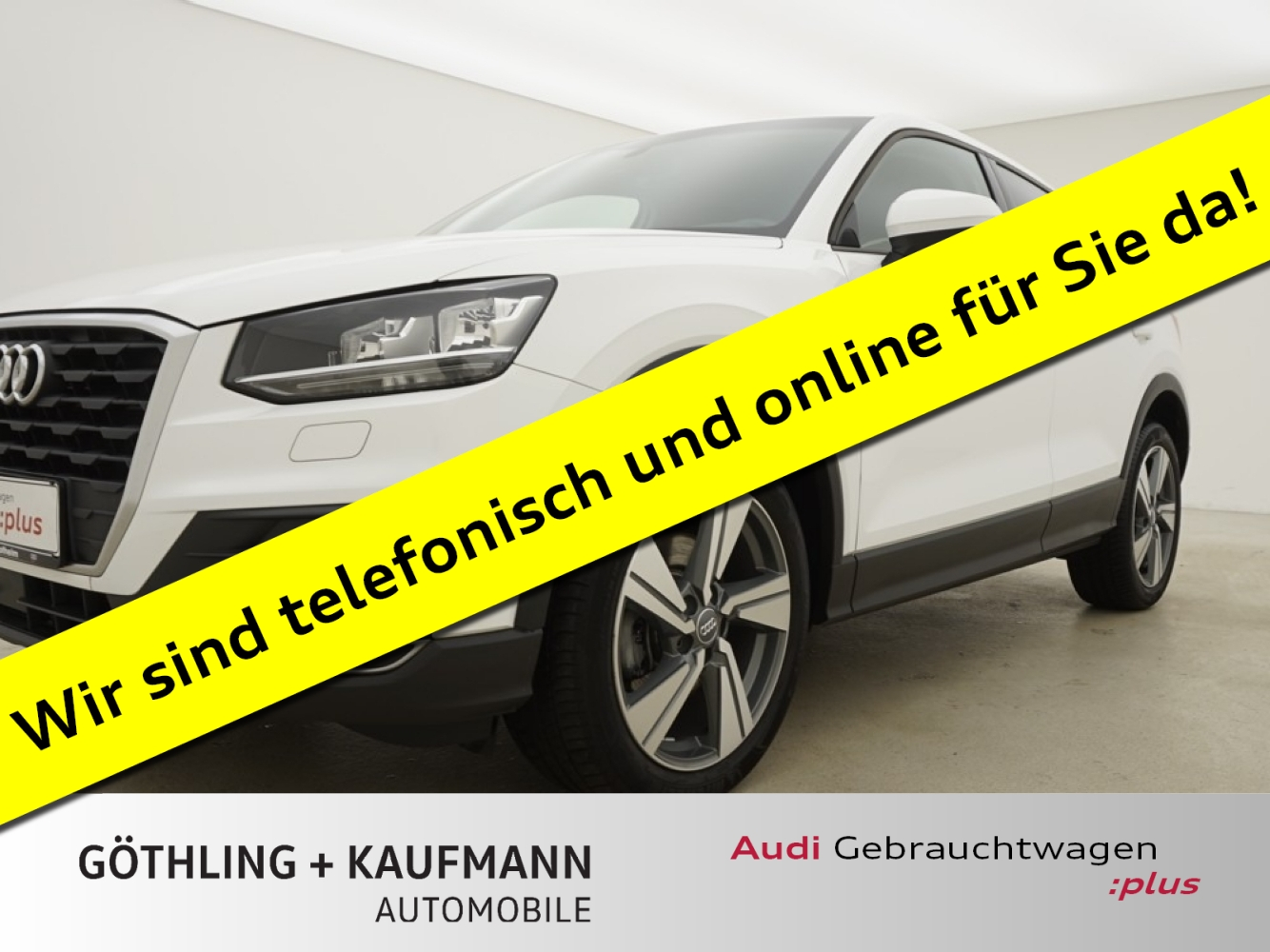 Audi Q2 1.0 TFSI S tro. 85kW*Navi*Privacy*PDC*SHZ*MFL, Jahr 2017, Benzin