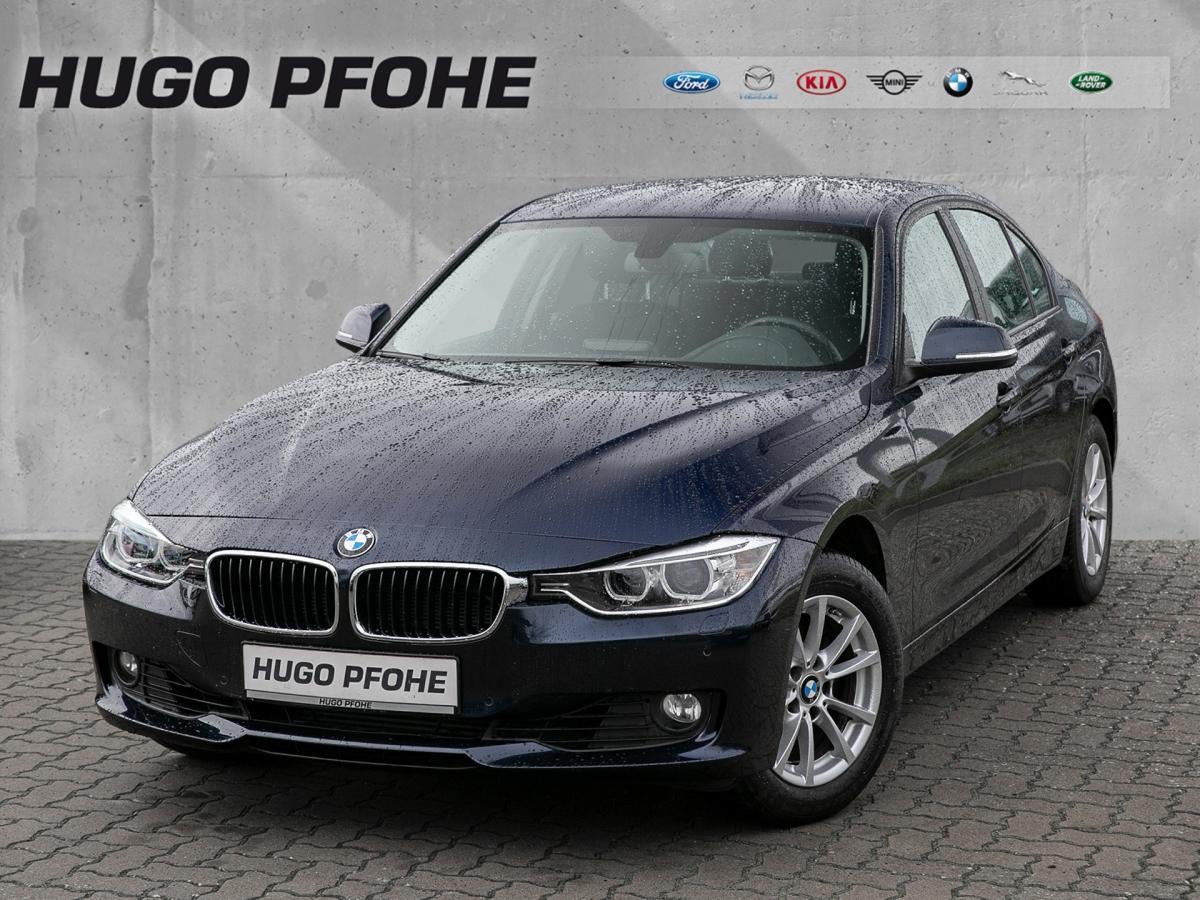 BMW 320i Aut./ Klimaautom./ Navi / PDC vo.+hi./ Xeno, Jahr 2014, Benzin