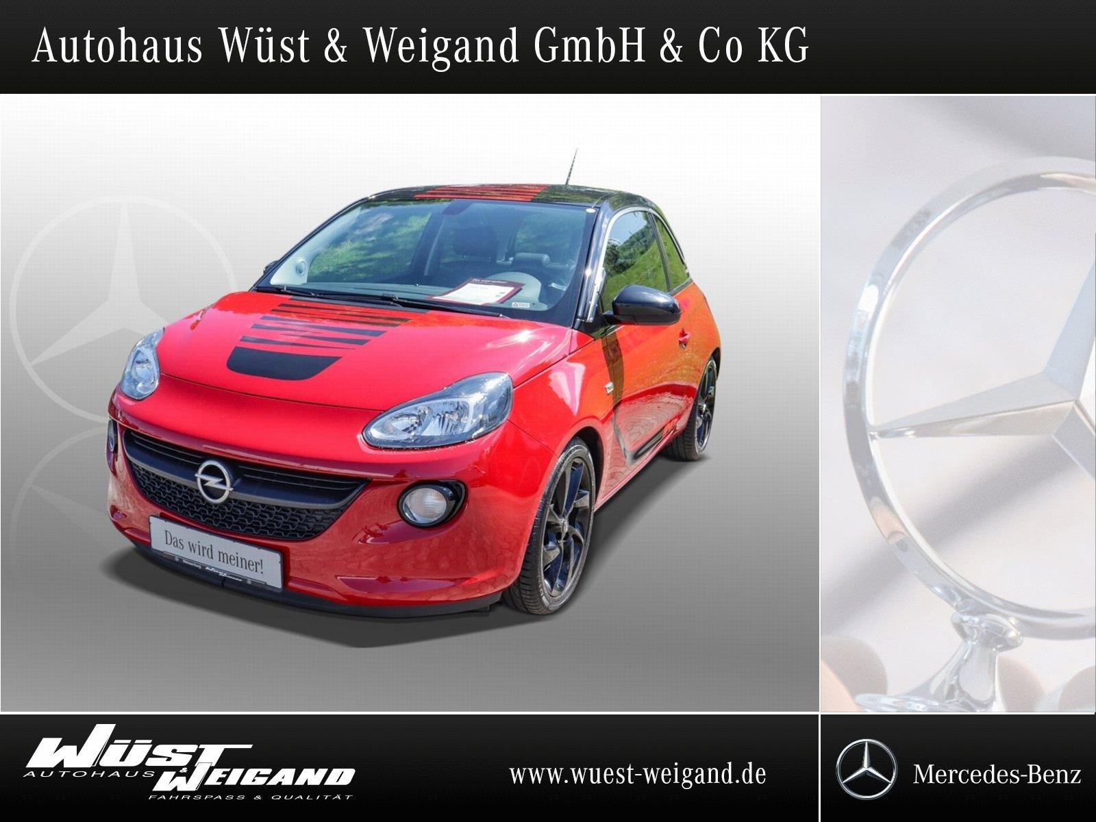 Opel Adam 1.4 Slam Klimaautom.+Sportpaket+LM, Jahr 2013, Benzin