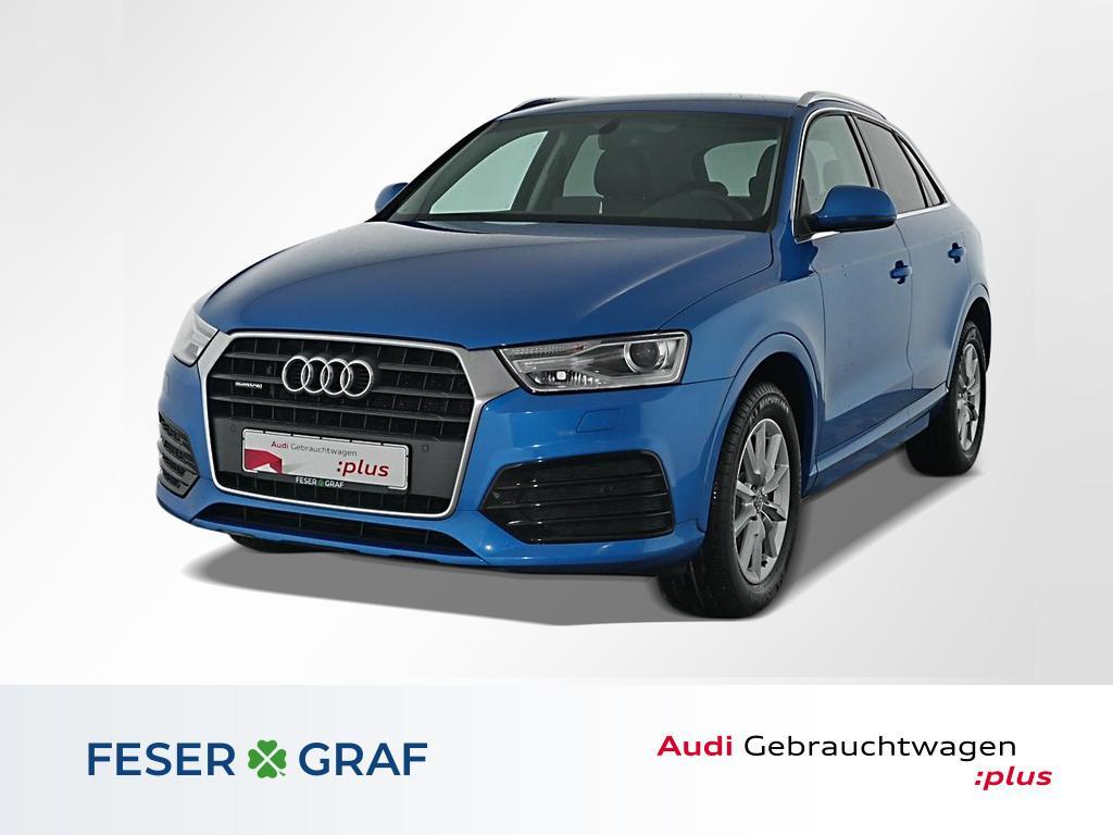 Audi Q3 2.0 TDI qu S tronic Navi,Leder,Xenon,Kamera, Jahr 2017, Diesel