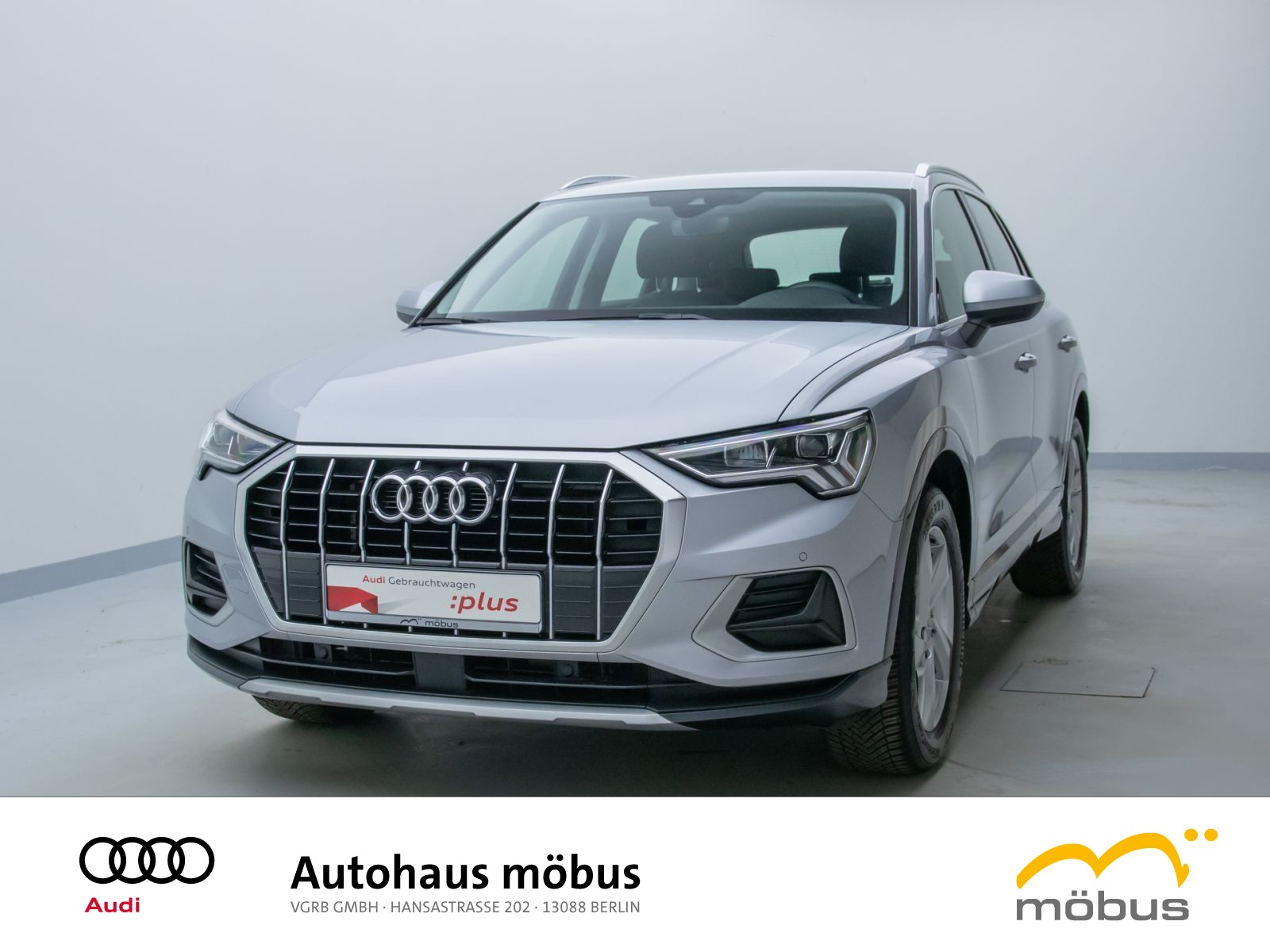 Audi Q3 advanced 35 TFSI S-TRO*AHK*PDC*GRA*AVC*LED*BT, Jahr 2019, Benzin