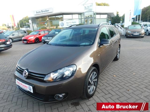 Volkswagen Golf Variant VI Match 1.2 TSI,Tempomaten,Bremsas, Jahr 2013, Benzin