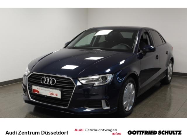 Audi A3 Limousine 30 TDI sport 6 Gang Audi Anschlussgarantie bis 24.09.2024 o.100.000km, Jahr 2019, Diesel