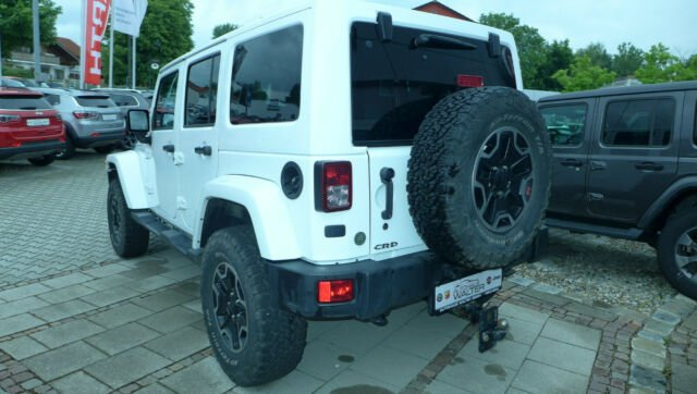 Jeep Wrangler 2.8 CRD Unlimited Sahara, Jahr 2015, Diesel