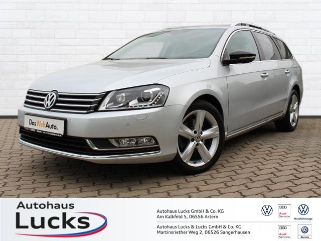 Volkswagen Passat Variant Business Edition 2.0 TDI DSG Navi, Jahr 2014, Diesel