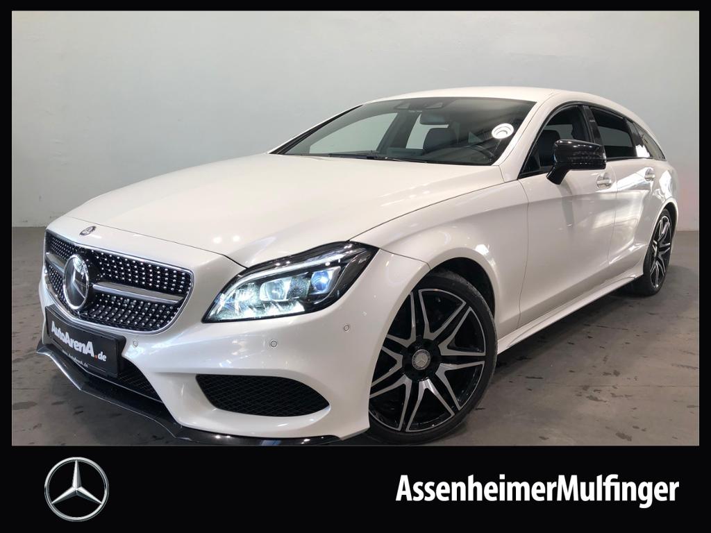 Mercedes-Benz CLS 350 d Shooting Brake AMG **Burmester/COMAND, Jahr 2015, diesel