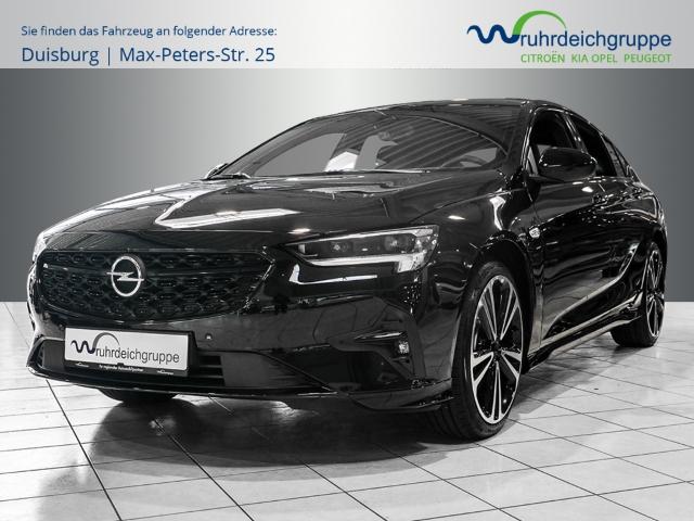 Opel Insignia Grand Sport GS Line Plus 2.0 Leder LED Navi Keyless Massagesitze e-Sitze, Jahr 2021, Benzin