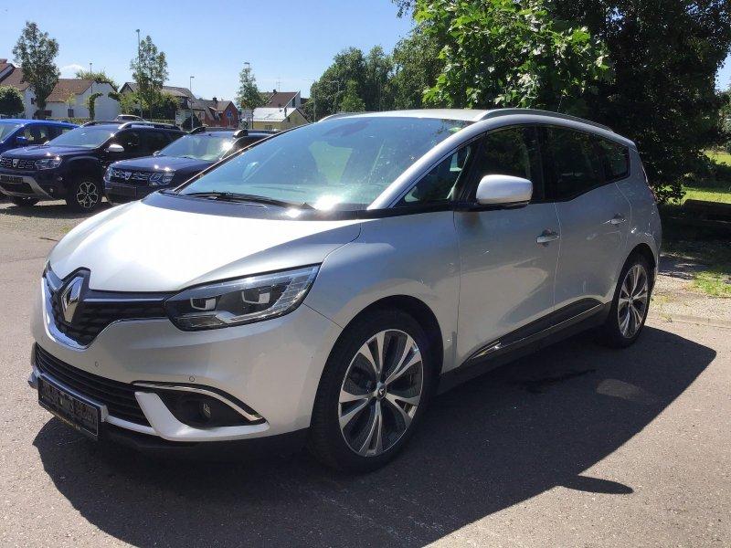 Renault Grand Scenic IV 1.6 dCi 130 Energy Grand Intens, Jahr 2017, Diesel