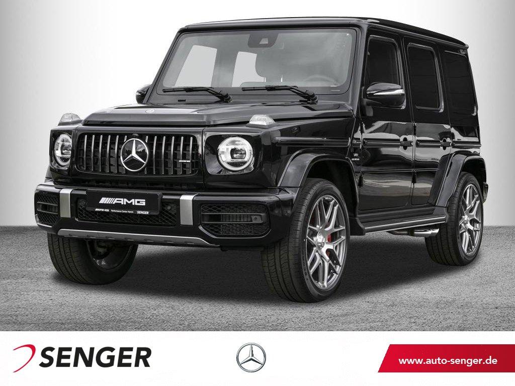 Mercedes-Benz G 63 AMG*Fond-Entertain*SHD*Distronic*Widescreen, Jahr 2021, Benzin
