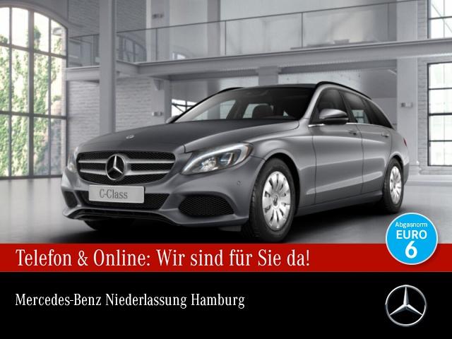 Mercedes-Benz C 180 T Burmester COMAND LED PTS 9G Sitzh Temp, Jahr 2017, Benzin
