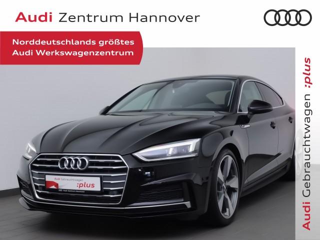 Audi A5 Sportback 40 TFSI sport, 19 Zoll, LED, Pano, Navi, Alcantara Leder, Jahr 2019, Benzin