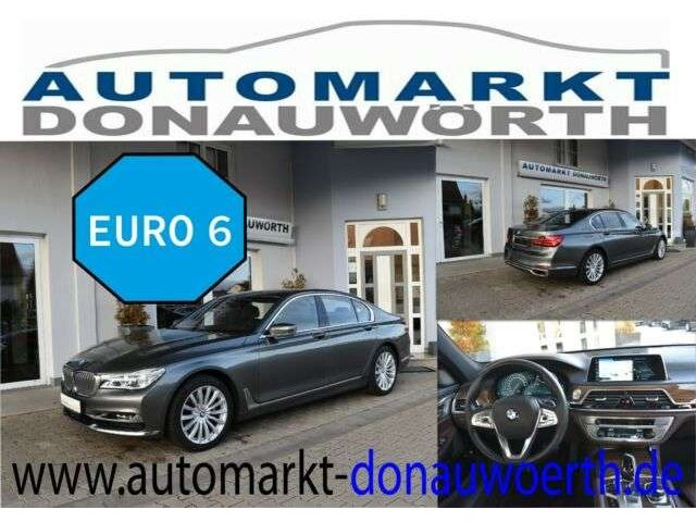 BMW 750 i xDrive Laser HUD Softclose Excellence, Jahr 2015, Benzin