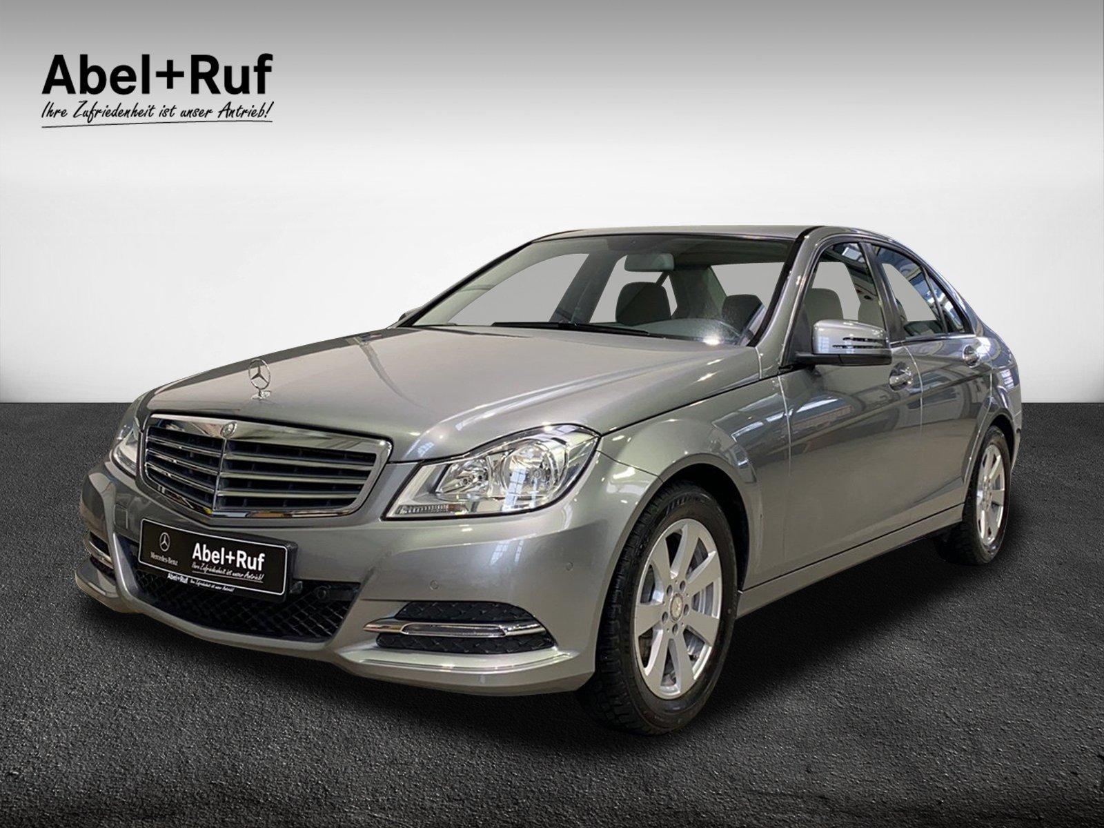 Mercedes-Benz C 180 CGI Classic AHK+Navi+SitzHz+Parktronic+7G, Jahr 2013, Benzin