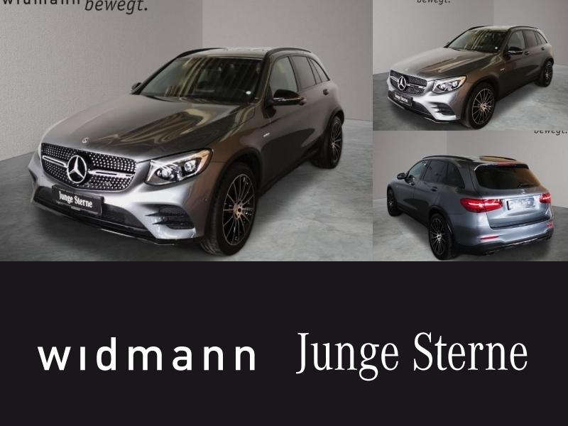 Mercedes-Benz GLC 43 AMG 4M Burmester*Comand*Night*LED*Kamera*, Jahr 2017, Benzin