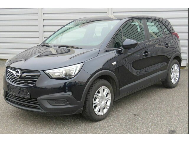 Opel Crossland X Enjoy 1.2,R 4.0,Klima,Frontkamera, Jahr 2018, Benzin