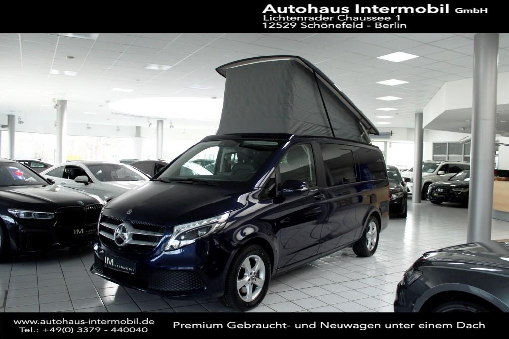 Mercedes-Benz V 300 d Marco Polo Edition 4Matic*Comand*Assist*, Jahr 2019, Diesel
