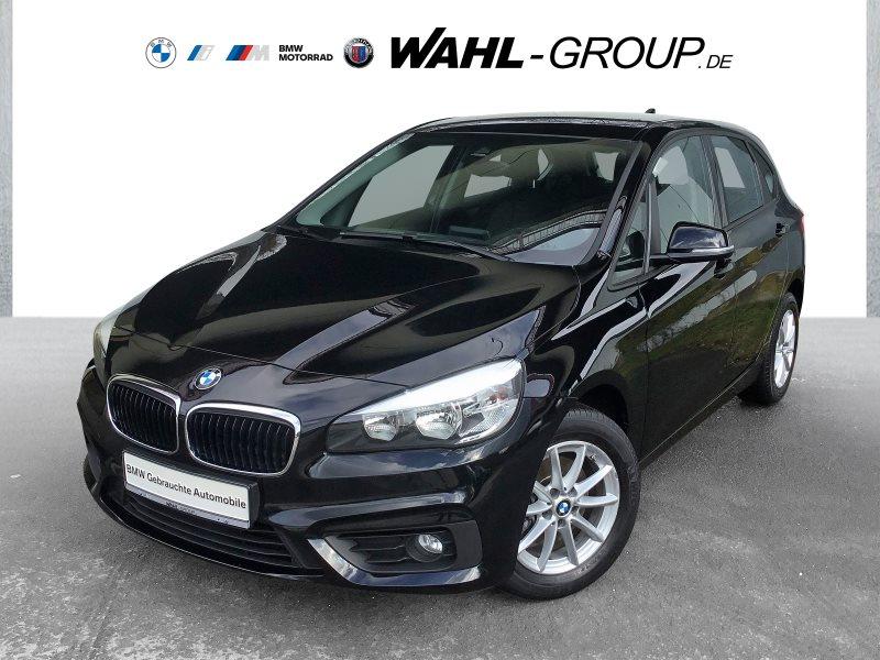 BMW 216d Active Tourer Advantage Tempomat Klimaaut., Jahr 2018, Diesel