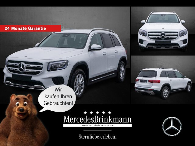 Mercedes-Benz GLB 180 d PROGRESSIVE/LED/SHZ/PARKTRONIC/KAMERA, Jahr 2020, Diesel