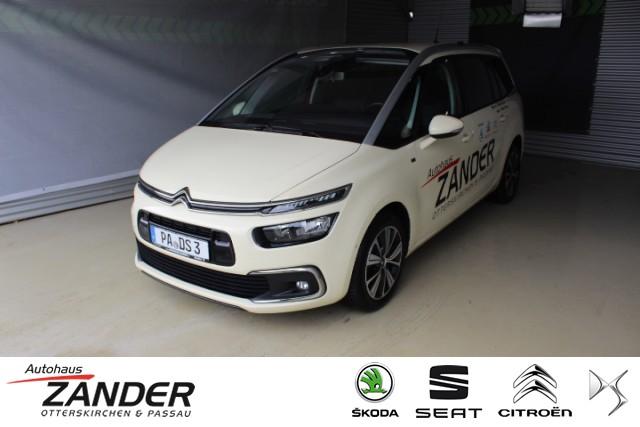 Citroën Grand C4 Picasso 1.6 BlueHDi 120 S&S TAXI Klima, Jahr 2017, Diesel