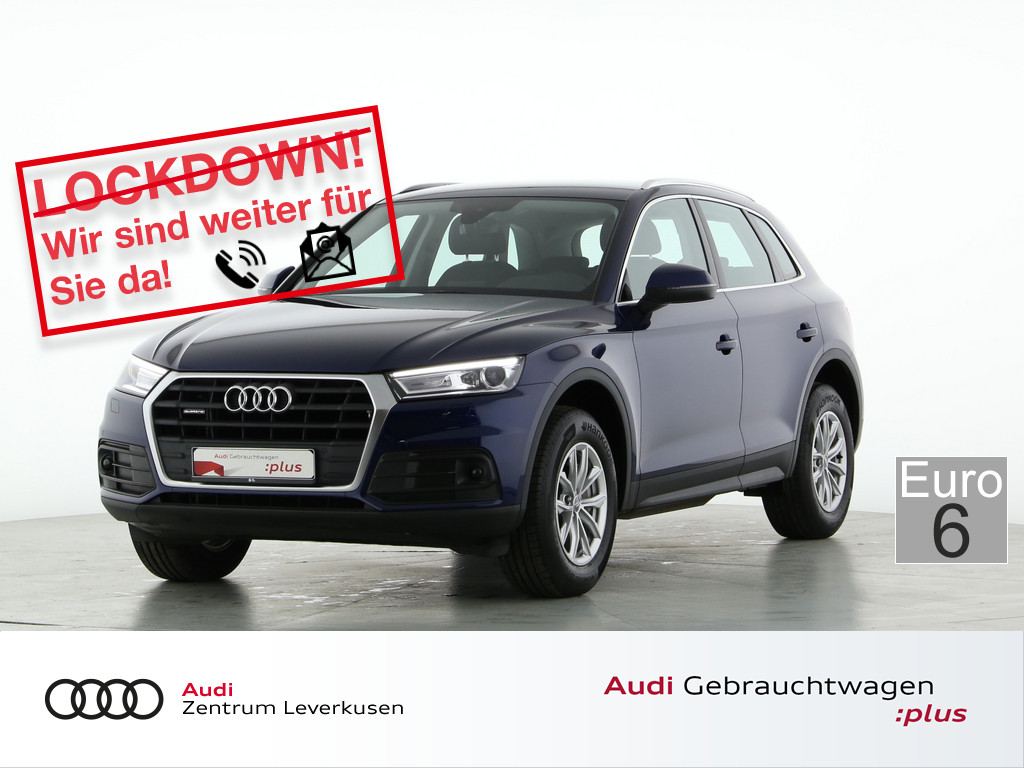 Audi Q5 2.0 quattro, Jahr 2018, Diesel