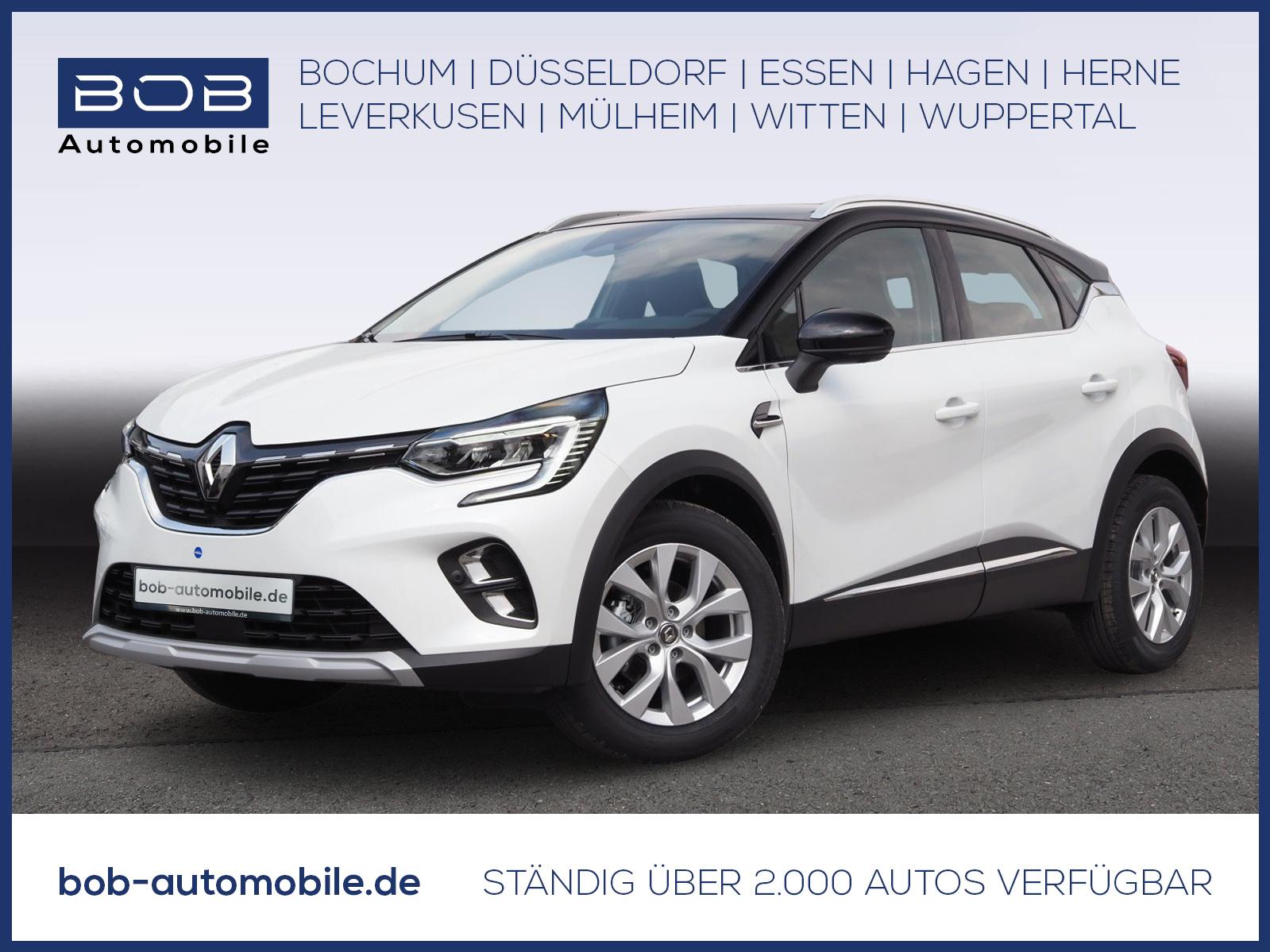 Renault Captur INTENS TCe 140 NAVI PDC SafetyPlus-P., Jahr 2021, Benzin