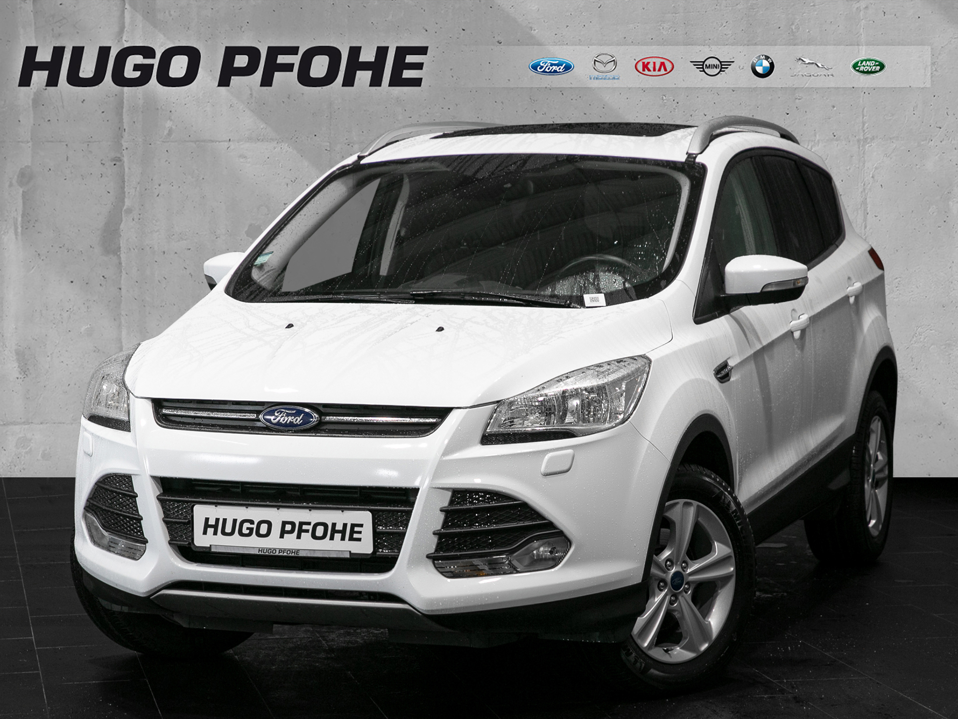 Ford Kuga SYNC EditionEcoBoost 110kW (150PS) inkl. Pa, Jahr 2016, Benzin
