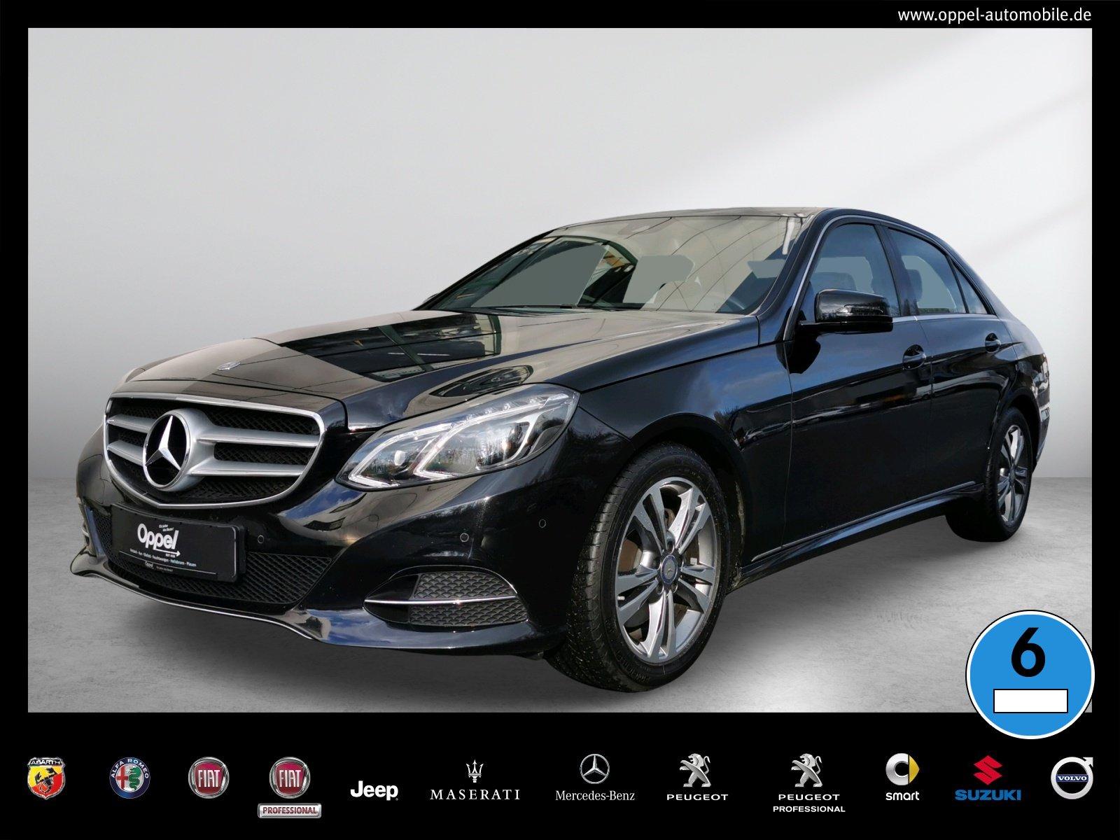 Mercedes-Benz E 250 ++NAVI++KLIMA+TEMPOMAT+SITZ-HZG+LED+RADIO+, Jahr 2016, Benzin